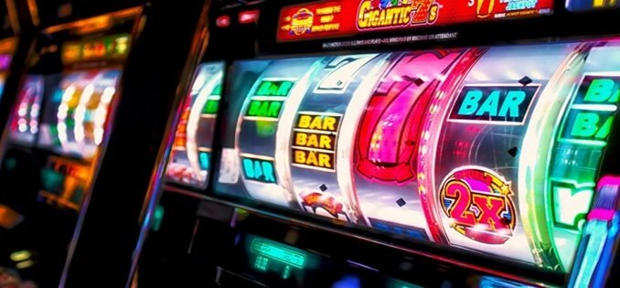 Online Slot Machine – Great Fun